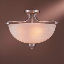 Paradox 3 Light Semi Flush Mount