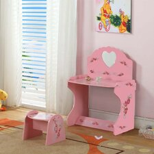 Kids Desk with Stool