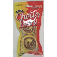 Dingo Chewy Buns Dog Treat
