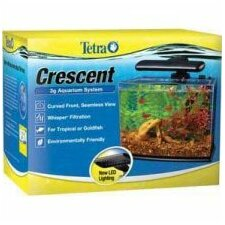Tetra Crescent Aquarium Kit - 3 Gallon
