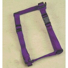 Adjustable Comfort Dog Harness in Hot Purple