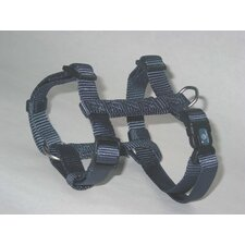 Adjustable Dog Harness in Gray