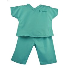 My First Scrubs in Lab Green