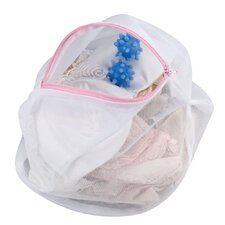 Lingerie Wash Bag with Washer Balls