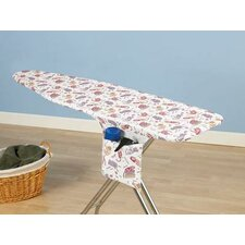 Deluxe Series Ironing Board Cover and Pad in Kool Kats
