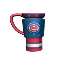 MLB 16oz. Sculpted Travel Mug