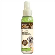 Pet Relief Anti-itch Spray for Dogs and Cats (8 oz.)