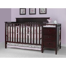 Lauren 4-in-1 Convertible Crib Set