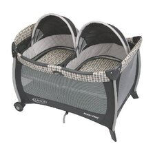 Pack 'n Play Playard with Twins Bassinet