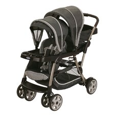 Ready 2 Grow Click Connect LX Stand and Ride Stroller