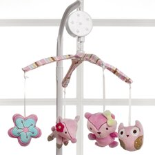 Girl Woodland Mobile