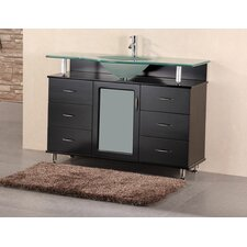 "Huntington 48"" Single Sink Vanity Set"