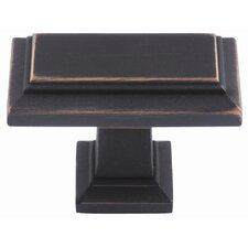 "1.42"" Sutton Rectangle Knob"