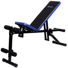Multi-Use Dumbbell Exercise Weight Bench