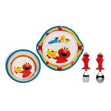 Sesame Street Toddler Dining Set