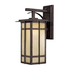 Delancy 1 Light Outdoor Wall Lantern