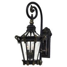 Stratford Hall Outdoor Wall Mount