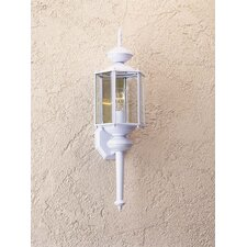 Contractor Series 1 Light Outdoor Wall Lantern