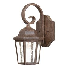 Taylor Court 1 Light Outdoor Wall Lantern