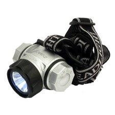 145 Lumen - 3AAA LED Headlight with Batteries