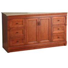 "Naples 60"" Single Bathroom Vanity Base"