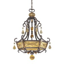 Monte Titano 3 Light Foyer Pendant