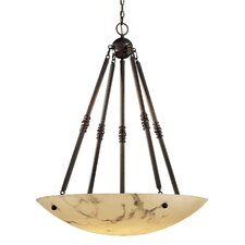 Virtuoso 6 Light Inverted Pendant
