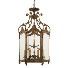 12 Light Foyer Pendant