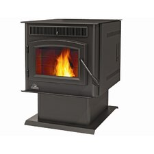 TPS35 Economizer™ Rear Vent 2,000 Square Foot Pellet Stove