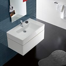 "Universal 18.3"" Casual Single Bathroom Vanity Set"