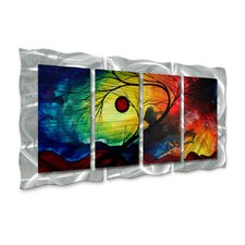 Rainbow Night Wall Decor