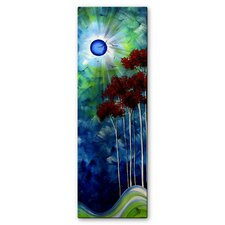 Tropical Night Wall Decor