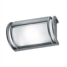 Nikko Visa Outdoor Wall Light in White