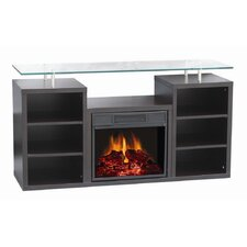 "Manhattan 50"" TV Stand with Electric Fireplace"