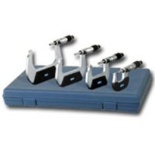 "0-4"" Outside Micrometer Set"