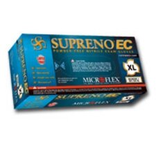 Gloves Supreno Extended Cuff Nitrile L 50 Box