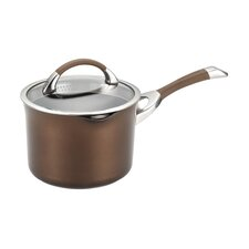 Symmetry 3.5-qt. Covered Saucepan