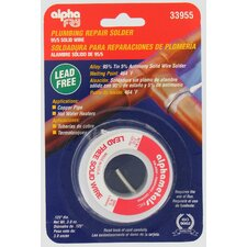 95/5 Lead-Free Solid Wire Solder AM33955