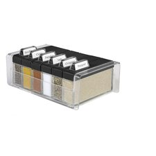 Emsa Spice Box in Black