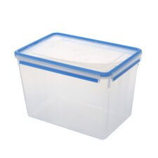 Emsa 3D Food Storage Deep Rectangular 365 fl oz Clip and Close Container