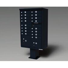 1565 High Security Cluster Box Units (16 Box Unit)