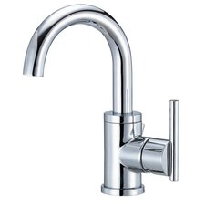 Parma Single Hole Bathroom Sink Faucet with Single Handle