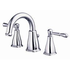 Eastham Widespread Bathroom Sink Faucet with Double Lever Handles