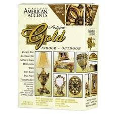 Antique Gold Paint Kit