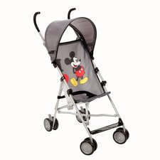 I Heart Mickey Umbrella Stroller with Canopy