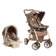 Saunter Luxe Sweet Silhouettes Travel System