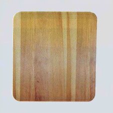 Offset Cutting Board for Granite Double Bowl Kitchen Sink