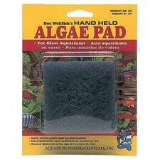 Algae Pad for Glass