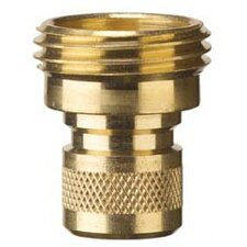 Brass Hose Quick Connectors, Male