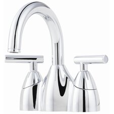 Contempra Centerset Bathroom Faucet with Double Handles